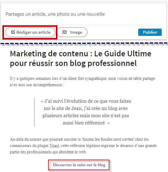 content marketing distribution promotion linkedin pulse